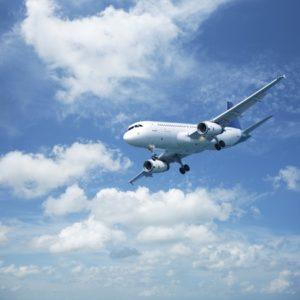 Jet plane - fear of flying