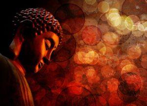 meditation and mindfulness research: Buddha