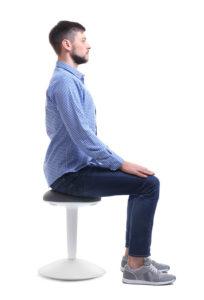 Good mindfulness meditation posture